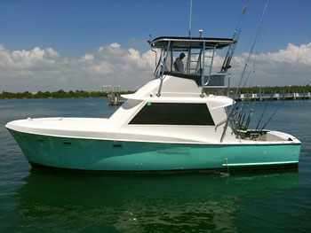 miami beach fishing charters